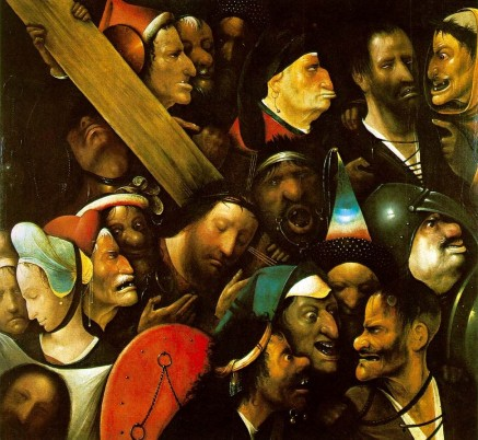 Bosch Christ Carrying the Cross